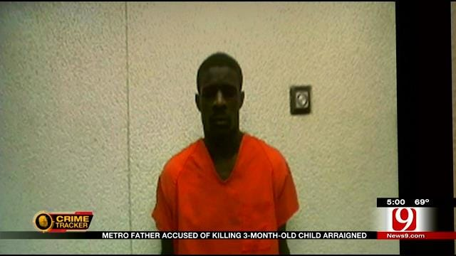 OKC Father Arrested In Baby's Death Now Facing Murder Charge