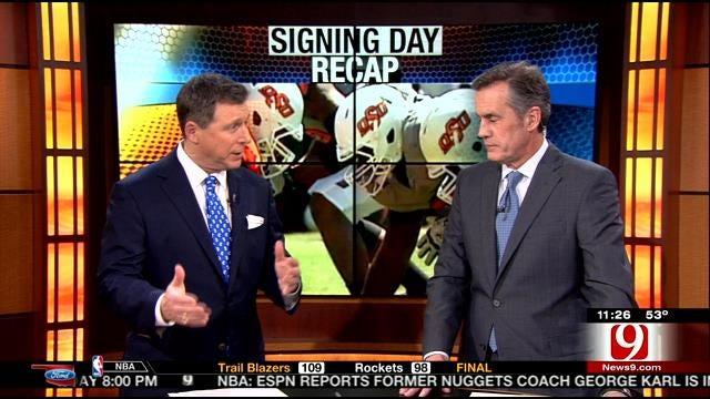 National Signing Day Recap