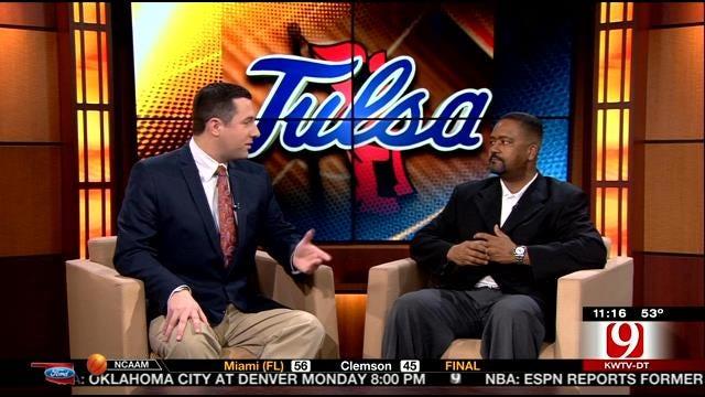 One-on-One with Tulsa Coach Frank Haith