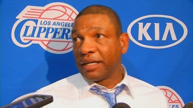 Doc Rivers Post-Game After Clippers' Loss To Thunder