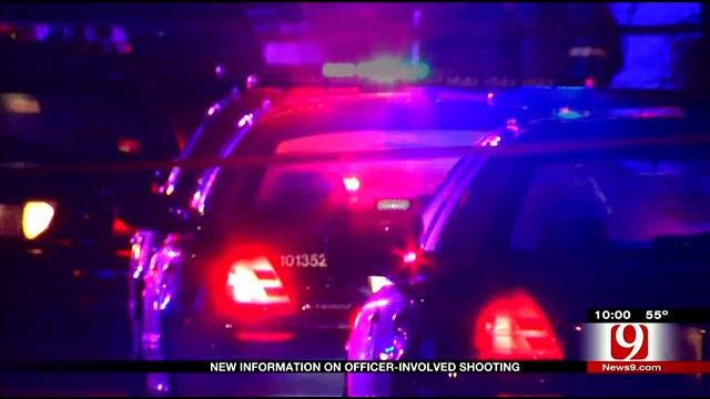 New Details On Suspect In SW OKC Officer-Involved Shooting