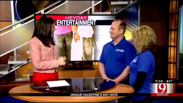 HeyDay Entertainment: Unique Valentine's Date