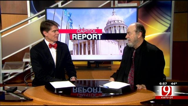 Capitol Report: State Of The State Speech Reaction