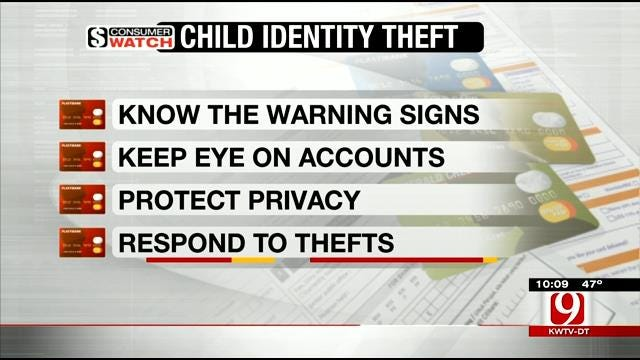 How To Guard Against Child Identity Theft