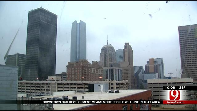 Downtown OKC Development To Bring More People To The Area