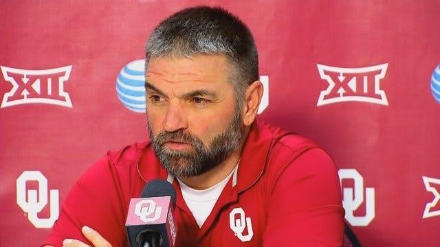 OU Baseball Coach Pete Hughes Talks About Cody Thomas' Decision