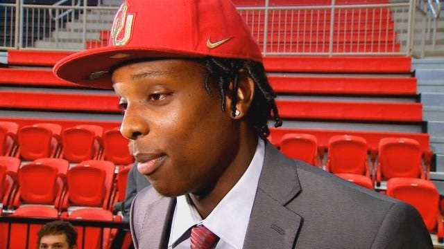Dahu Green Talks About Playing At OU