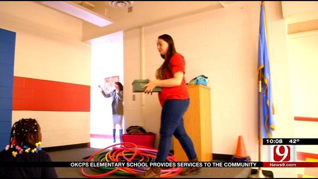 Parents Support 'Community School Method' At OKC's Edgemere Elementary