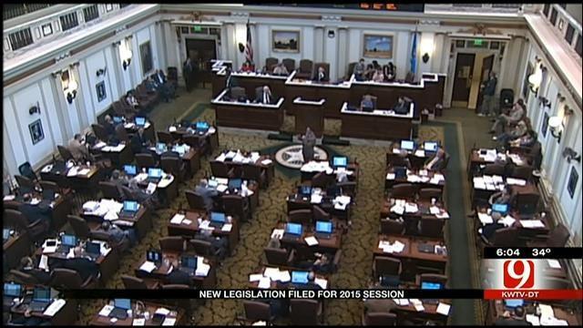 New Legislative Session Set In Motion For 2015