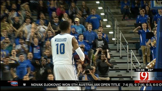 Tulsa and ORU Men's Basketball Highlights
