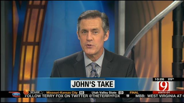John's Take On Family Priorities On Super Bowl Sunday