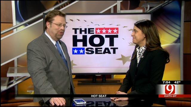 Hot Seat: Senator Stephanie Bice
