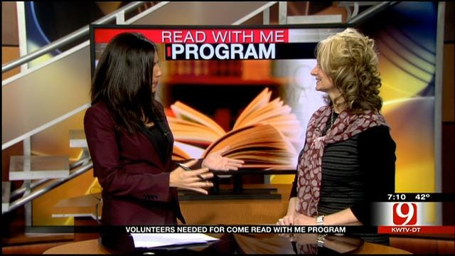 Volunteers For Come Read With Me Program