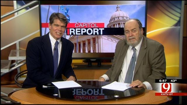 Capitol Report With Pat McGuigan: Governor Fallin's State Of The State Address