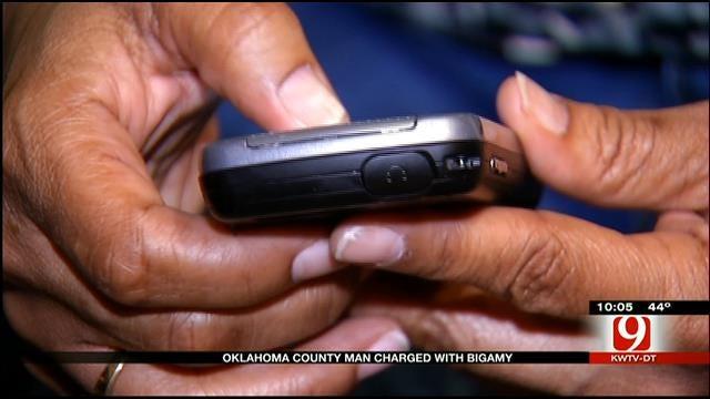 Oklahoma City Man Faces Felony Bigamy Charge