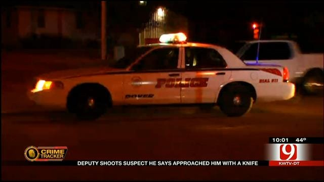 Authorities Investigate Officer-Involved Shooting In Dover