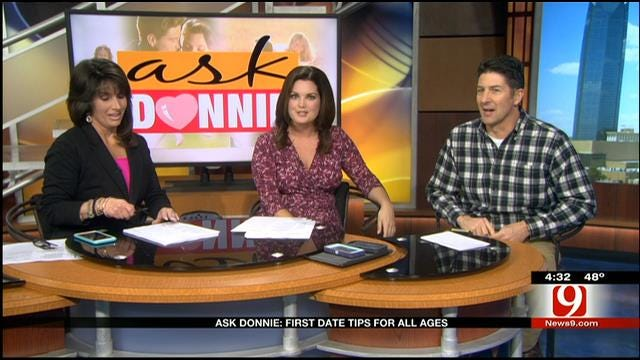 Ask Donnie: First Date Tips