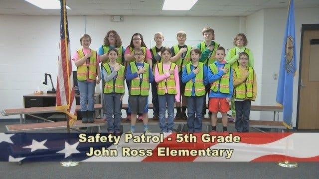 John Ross Elementary 5th Grade Safety Patrol
