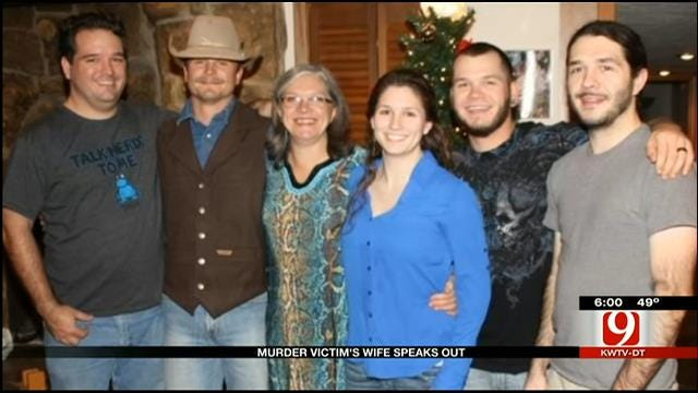 Wife Of Husband Murdered By Richard Glossip Speaks Out