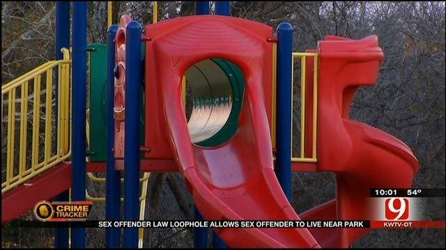 Law Loophole Allows Sex Offenders To Live Near Park In Pawnee Co.
