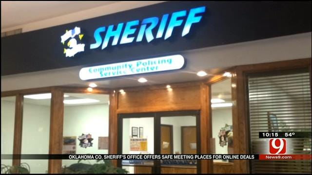 OCSO Offers Safe Places For Completing Online Sales