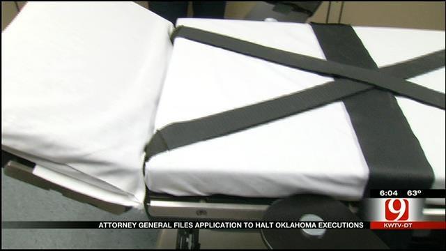 Oklahoma Attorney General Asks SCOTUS To Halt Executions