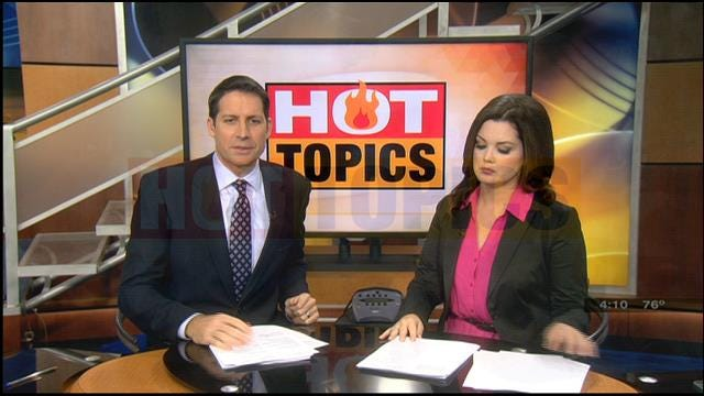 HOT TOPICS: Missouri School Requests Parents Send Better Lunch