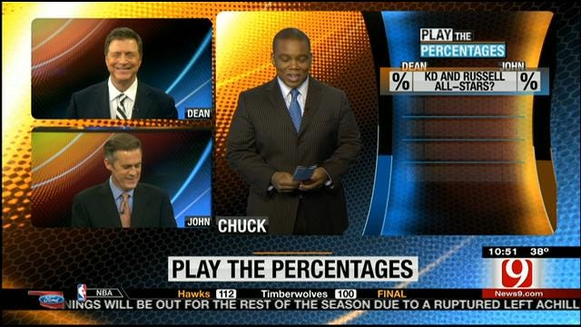 Play The Percentages