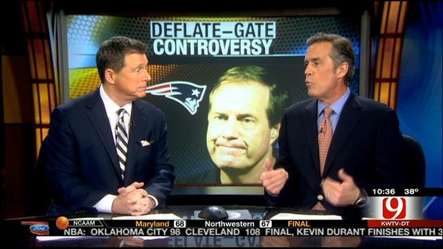 Thoughts on DeflateGate