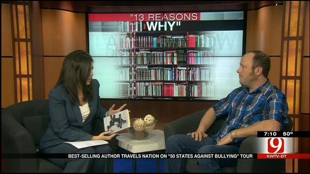 Best-Selling Author Jay Asher
