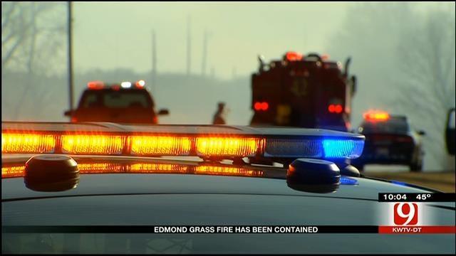 Oklahoma Fire Crews Anticipate Grass Fires On Sunday