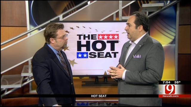 Hot Seat: State Senator Kyle Loveless