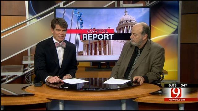 Capitol Report With Pat McGuigan: Proposed Legislation