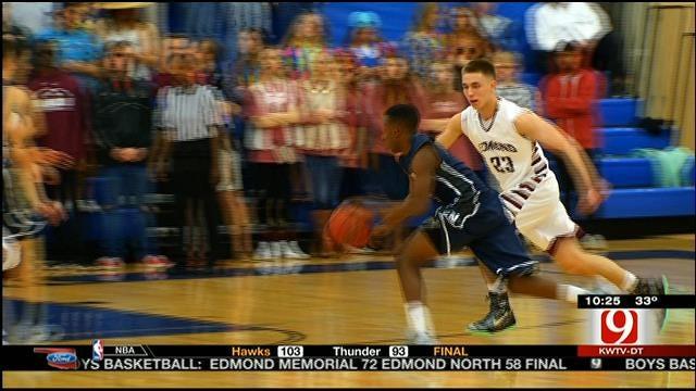 High School Basketball: Edmond North vs. Edmond Memorial