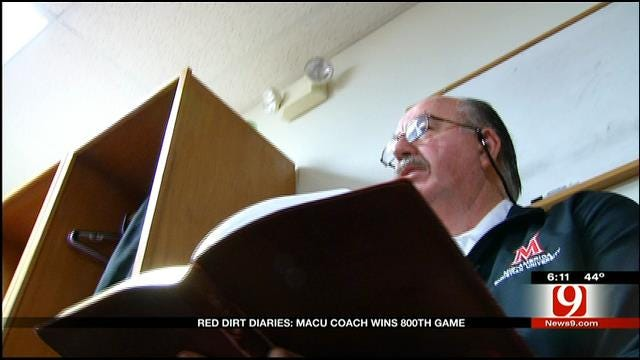 Red Dirt Diaries: Metro Coach Joins Elite Company
