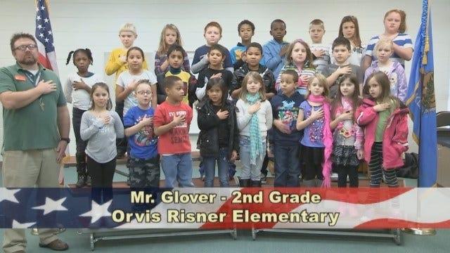 Mr. Glover's 2nd Grade Class At Orvis Risner Elementary