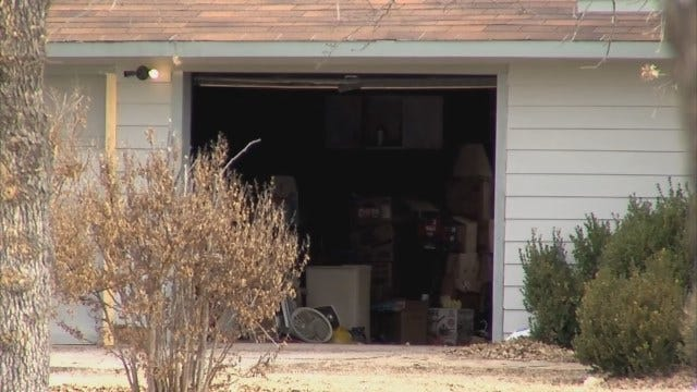 Authorities Discover Explosives In Duncan Home