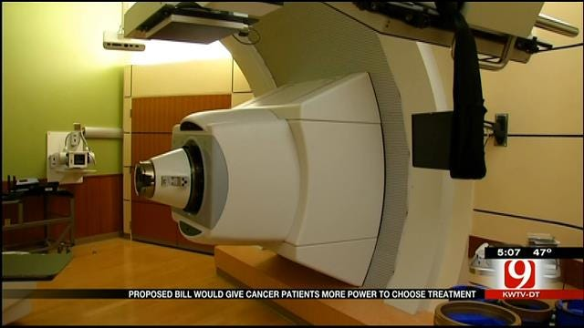 New Bill Aims To Level The Playing Field For Cancer Patients