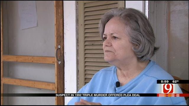 Family Reacts To News Of Plea Deal In Creek Co. Triple Murder
