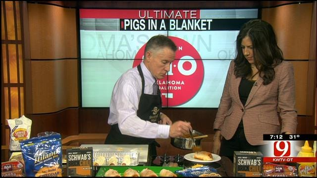 Made In Oklahoma: Ultimate Pigs In A Blanket