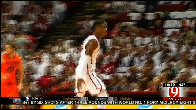 Hield's Perfect Night Leads OU to Win