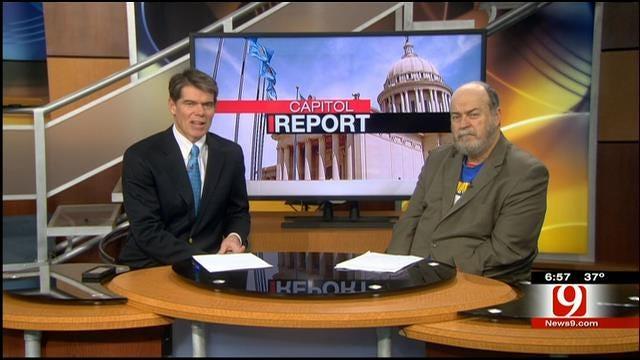 Capitol Report With Pat McGuigan: Criminal Justice Reform