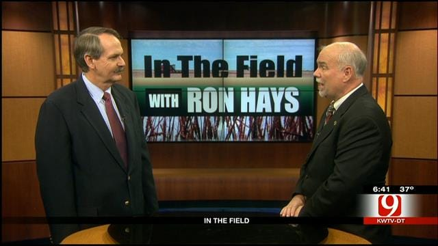 In The Field With Ron Hays: Trey Lam