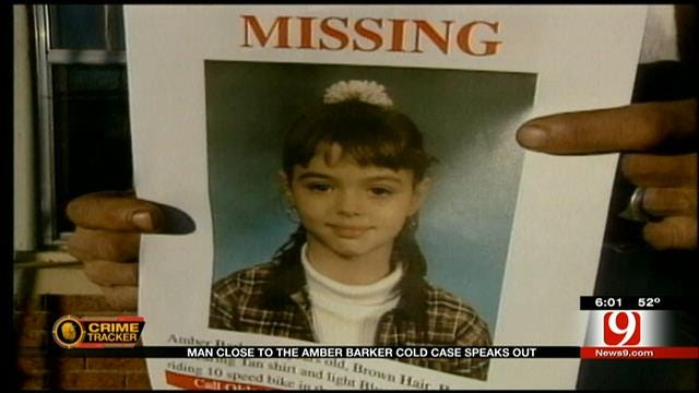 Man Close To Amber Barker Cold Case Shares His Theory