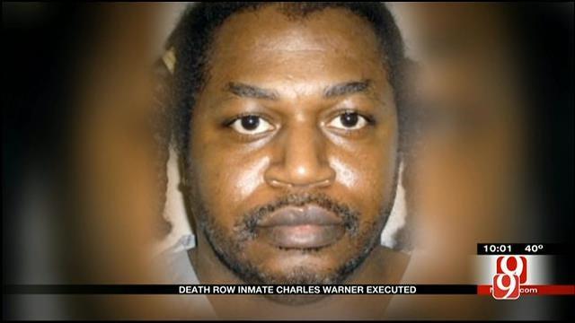 Charles Warner Executed