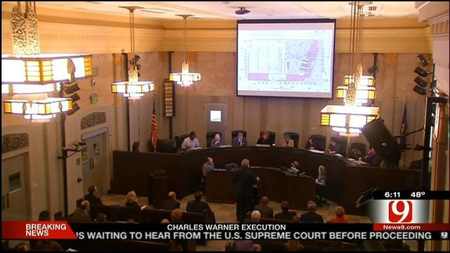Demolition Of Several Downtown OKC Buildings Approved
