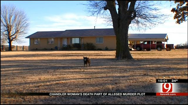 Chandler Woman's Death Part Of Murder Plot