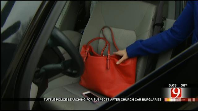 Tuttle Church Car Break-Ins
