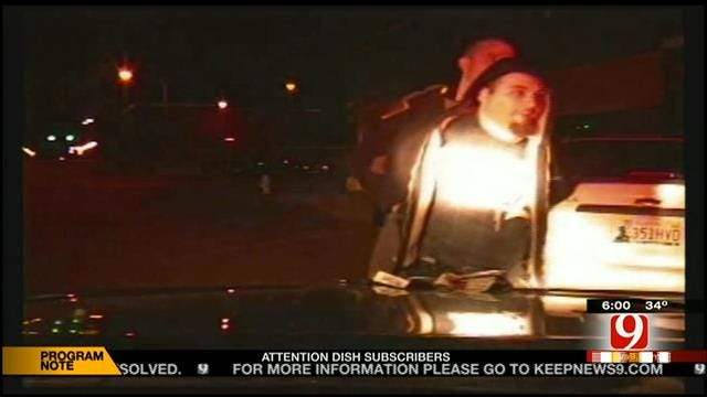 Dash Cam Video Shows Scuffle In Guthrie Officer-Involved Shooting