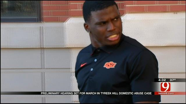 Preliminary Hearing Set In Tyreek Hill Abuse Case